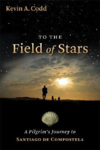 The cover of the book to the Field of Stars. This book is about the spiritual side of walking the Camino de Santiago.