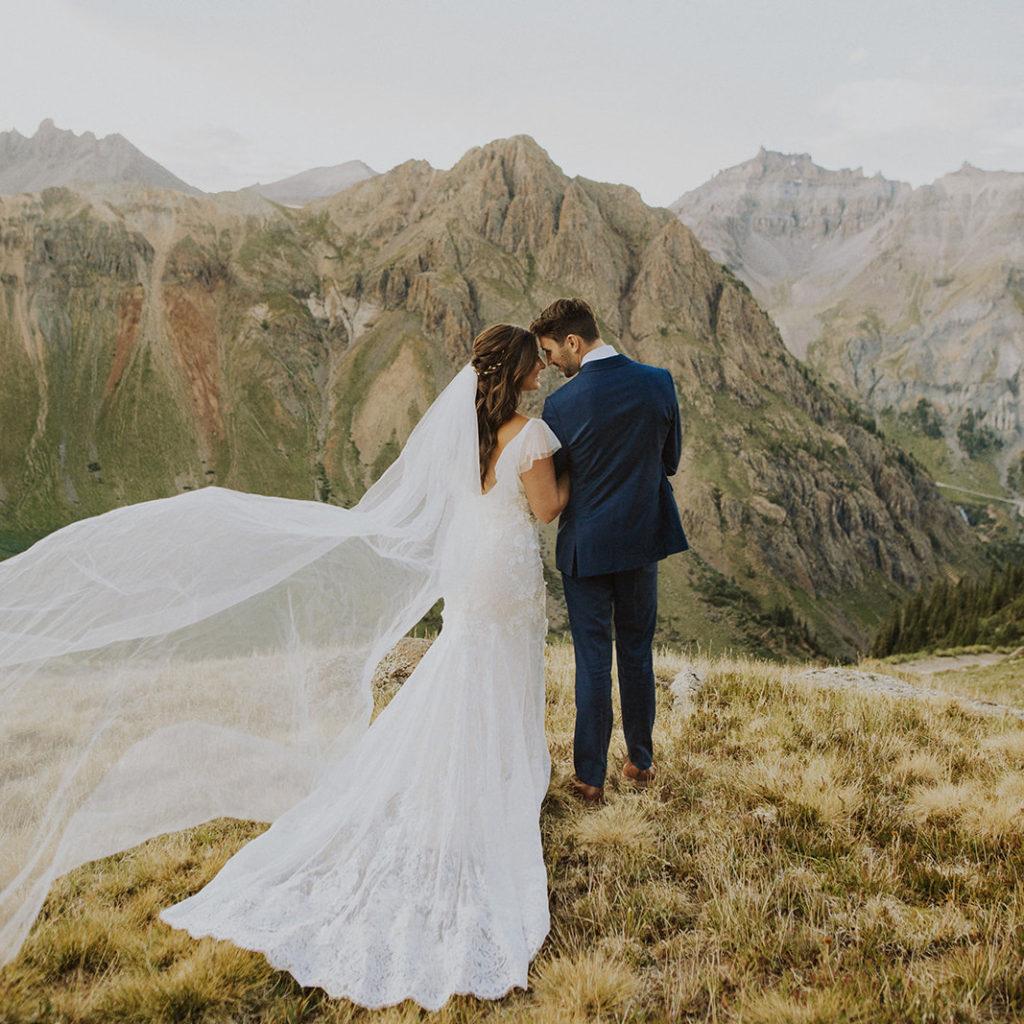 eloped in colorado.