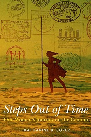 Cover of the book called Steps out of time.