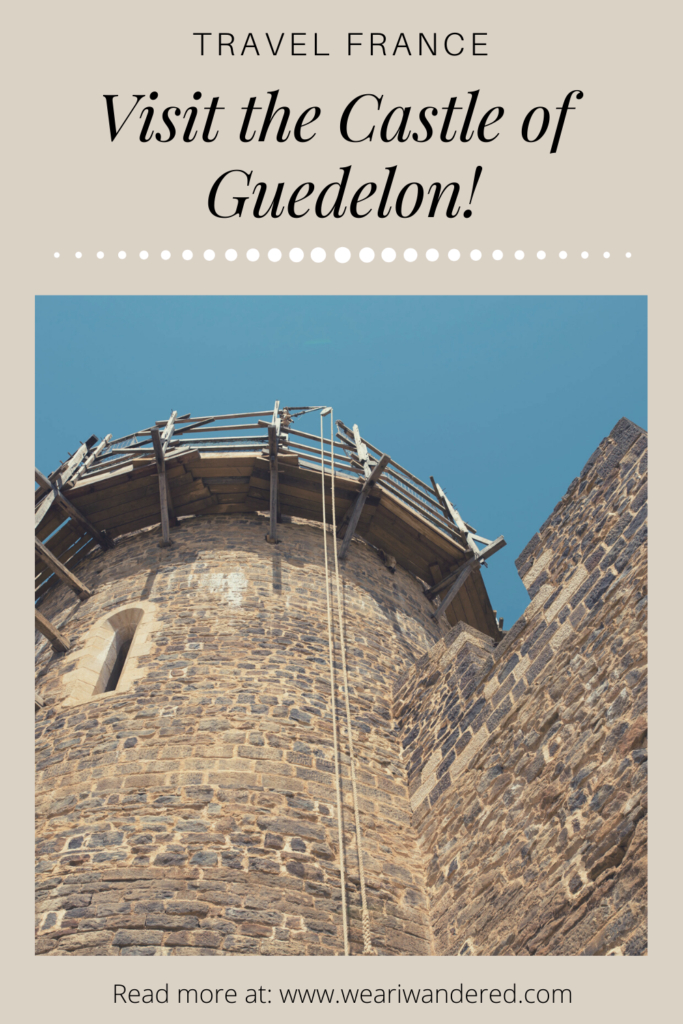 Guedelon Castle is fun and educational for all ages. Learn more about how castles were constructed using ancient methods.