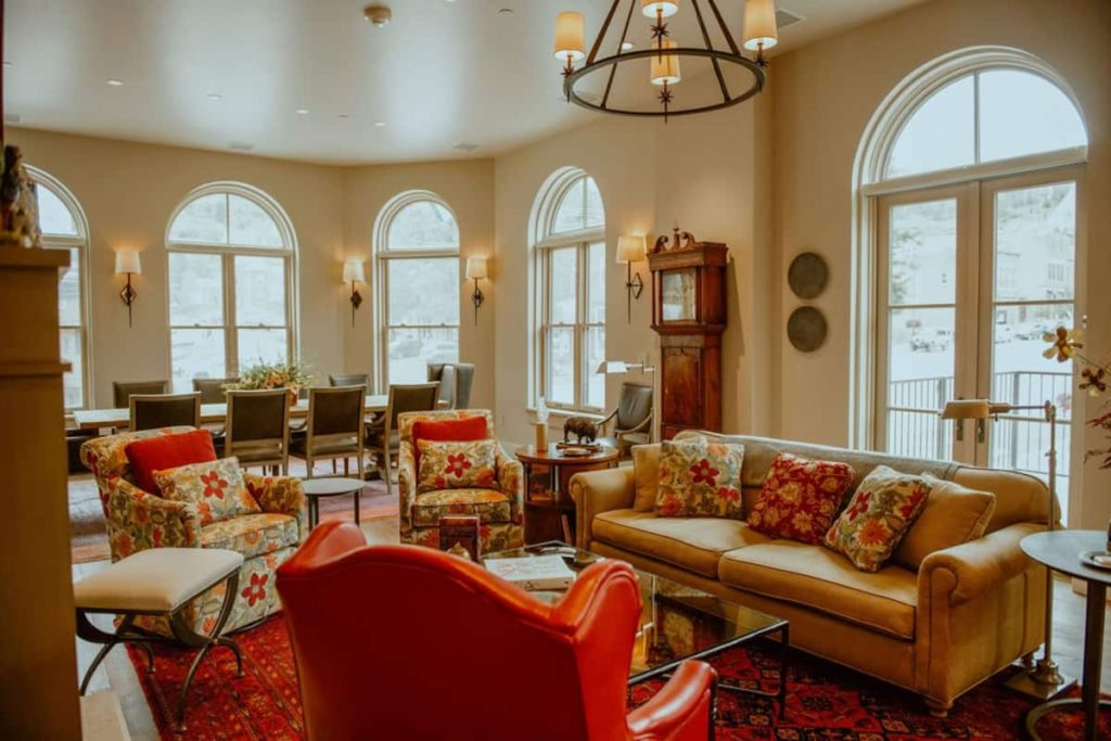 Condo rental in downtown Ouray Co